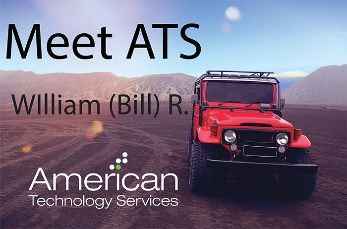 ATS Employee Feature - Bill R.