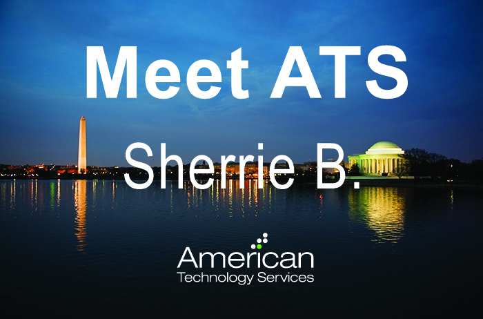ATS Employee Feature - Sherrie B.