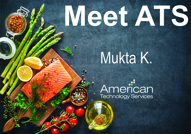 ATS Employee Feature - Mukta K.