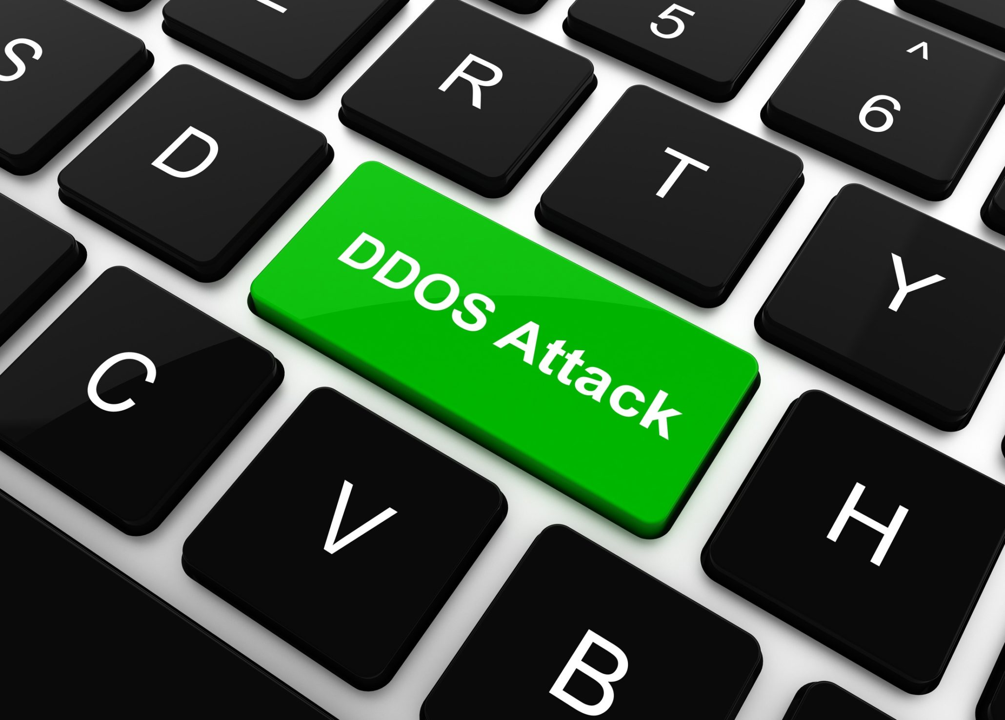What's a DDoS Attack and How Can My CPA or Law Firm Avoid One?
